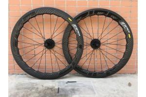 Clincher & Tubular Rims ZIPP NEW 454 NSW  Wave Circle Carbon Road Bike DISC Wheels