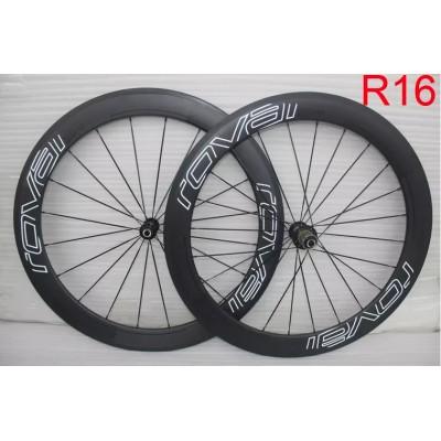 Clincher Wheels Carbon Road Bike Disc wheels-Carbon Road Bicycle Wheels