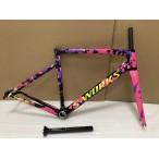 Carbon Fiber Road Bike Bicycle Frame SL6 specialized 54cm BB30 V-brake