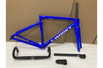 Carbon Fiber Road Bicycle Frame S-Works Tarmac SL7 Frameset Disc Brake