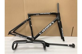Carbon Fiber Road Bicycle Frame S-Works Tarmac SL7 Frameset Disc Brake 54cm