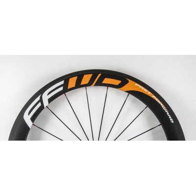 FFWD Clincher & Tubular Rims Carbon Road Bike Wheels-Carbon Road Bicycle Rim Brake Wheels
