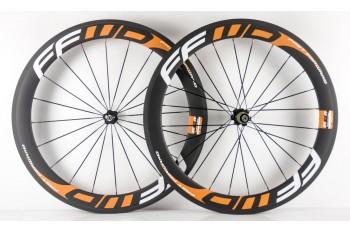 FFWD Clincher & Tubular Carbon Road Bike Disc wheels