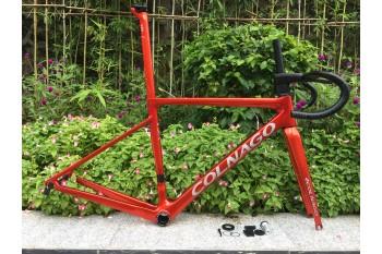 Colnago V3RS Carbon Frame Road Bicycle Red