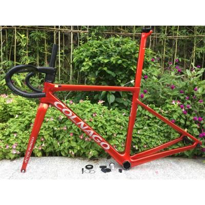 Colnago V3RS Carbon Frame Road Bicycle Red-Colnago C59