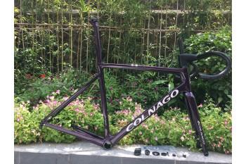 Colnago V3RS Carbon Frame Road Bicycle Chameleon Purple