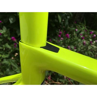 Colnago V3RS Carbon Frame Road Bicycle Yellow With Black-Colnago V3RS V-Brake & Disc Brake