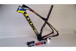 LOOK 989 MTB Carbon Bicycle Frame