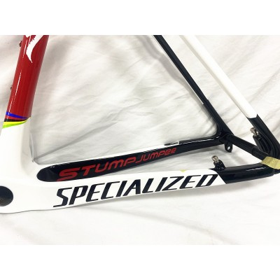 Mountain Bike Specialized S-works Carbon Bicycle Frame-Specialized MTB
