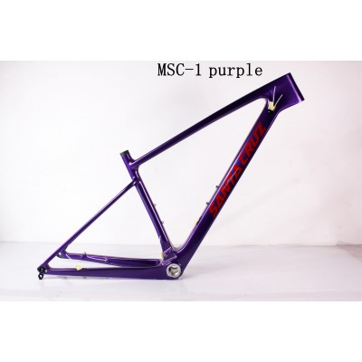 Mountain Bike Santa Cruz Carbon Bicycle Frame-Santa Cruz MTB Frame