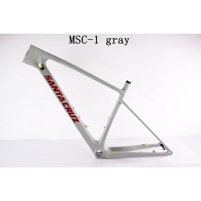 Mountain Bike Santa Cruz Carbon Bicycle Frame-Santa Cruz MTB Frame
