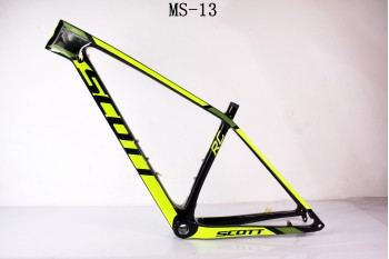 Mountain Bike SCOTT MTB Carbon Bicycle Frame