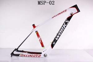 Mountain Bike Specialized S-works Carbon Bicycle Frame