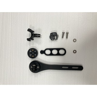 MOST iTalon Ultra Garmin / Wahoo / Polar mount (for Pinarello F10 handlebar)-Dogma F12 V-Brake