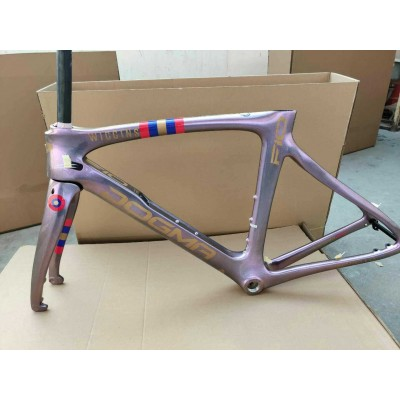 Pinarello DogMa F10 Carbon Road Bike Frame Yellow-Dogma F10 V Brake & Disc Brake