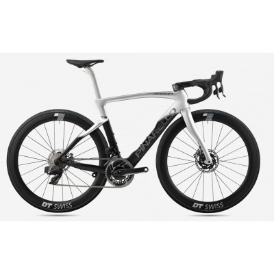 Pinarello DogMa F Carbon Road Bike Frame Silver With Black-Dogma F12 V-Brake