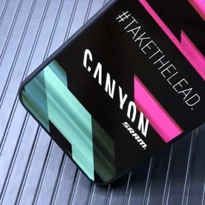CANYON Road Bicycle Phone Case RAPHA / SRAM Women's Cycling Team-Scott MTB  Frame
