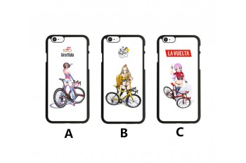 Tour de Italy Tour de France Tour de Spain Commemorative Edition Mobile Phone Case Road Bike Bicycle Souvenir