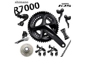 SHIMANO 105 R7000 Road Bike Groupset 11-speed