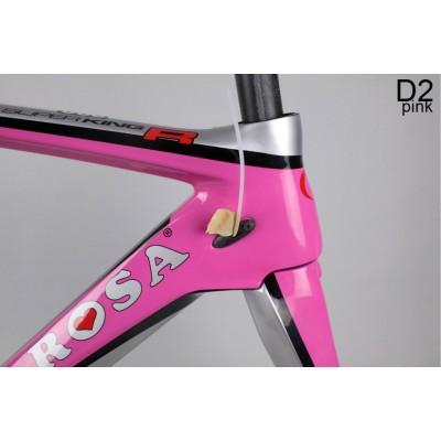De Rosa 888 Carbon Fiber Road Bike Bicycle Frame-De Rosa Frame
