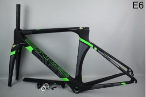Carbon Fiber Road Bike Bicycle Frame Mendiz