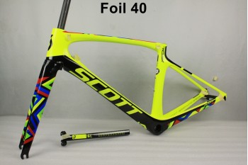 Carbon Fiber Road Bike  Frame SCOTT