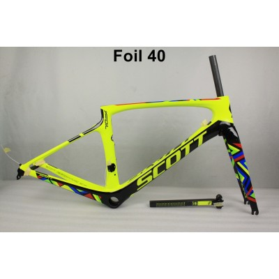 Carbon Fiber Road Bike  Frame SCOTT-Scott Frame