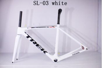 Carbon Fiber Road Bike Bicycle Frame Trek