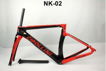 Carbon New Road Cipollini Bike Frame NK1K