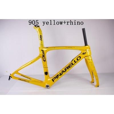 Pinarello DogMa F10 Carbon Road Bike Frame 169 Asteriod-Dogma F10 V Brake & Disc Brake