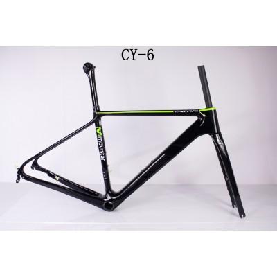 Carbon Fiber Road Bike Bicycle Frame Canyon-Canyon V Brake & Disc Brake