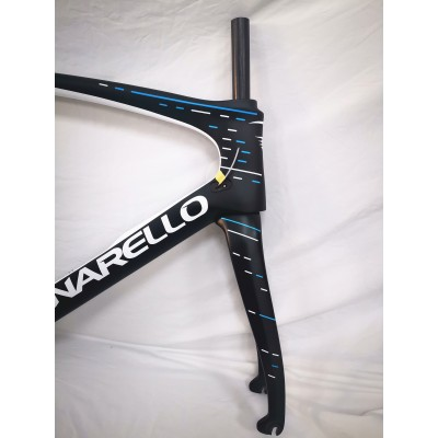 F10 Disc Supported Carbon Road Bike Frame-Dogma F10 Disc Brake