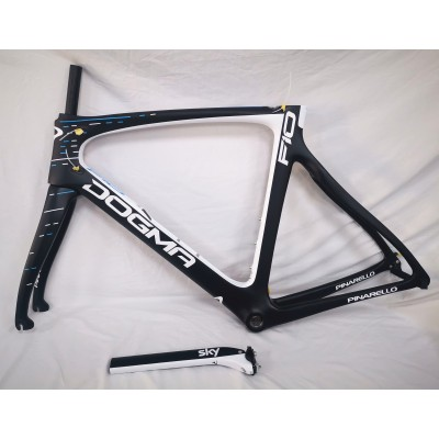 F10 Disc Supported Carbon Road Bike Frame-Dogma F10 Disc Brake