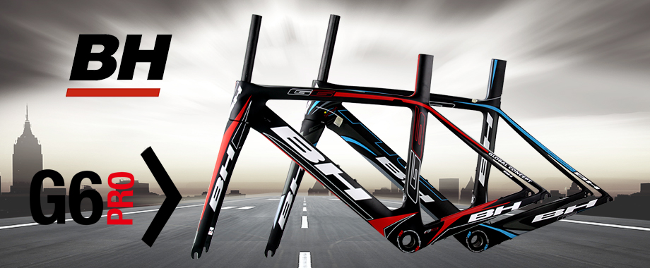 BH G6 Carbon Frame