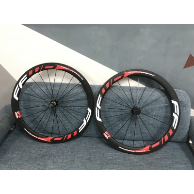 Clincher & Tubular Rims Carbon Road Bike Wheels Multicolor-Carbon Road Bicycle Wheels