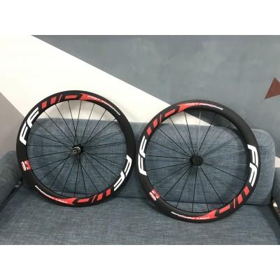 Clincher & Tubular Rims Carbon Road Bike Wheels Multicolor-Carbon Road Bicycle Wheels