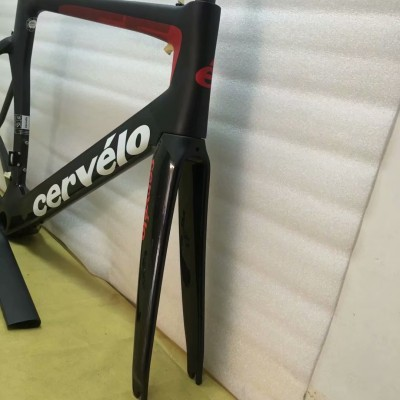 Cevelo S5 Carbon Road Bike Bicycle Frame White-Cervelo Frame
