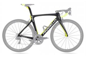 Pinarello DogMa F10 Carbon Road Bike Frame 168 Sulfur Yellow