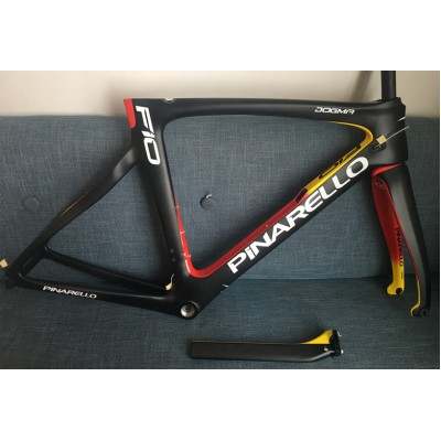 Pinarello DogMa F10 Carbon Road Bike Frame Color Mix-Dogma F10 V Brake & Disc Brake