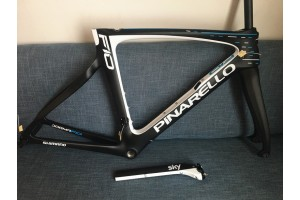 Pinarello DogMa F10 Carbon Road Bike Frame Color Mix