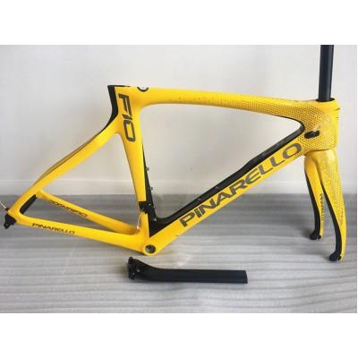Pinarello DogMa F10 Carbon Road Bike Frame-Dogma F10 V Brake & Disc Brake