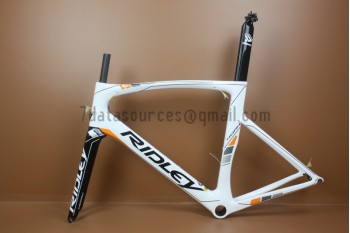 Ridley Carbon Road Bicycle Frame NOAH