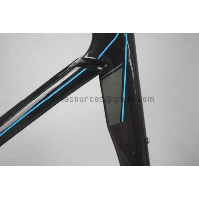 Ridley Carbon Road Bicycle Frame NOAH SL Blue-Ridley Road