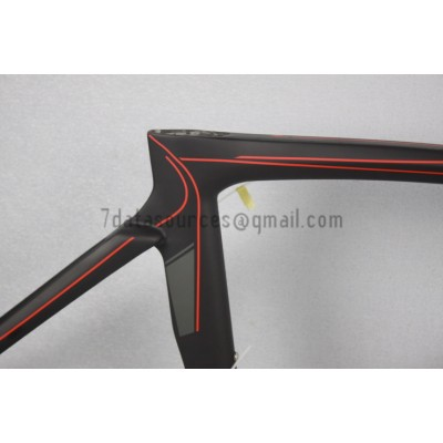 Ridley Carbon Road Bicycle Frame NOAH SL Red-Ridley Road
