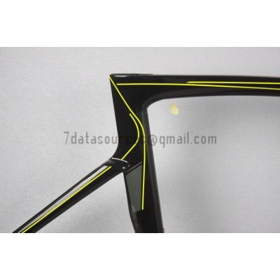Ridley Carbon Road Bicycle Frame NOAH SL Yellow-Ridley Road