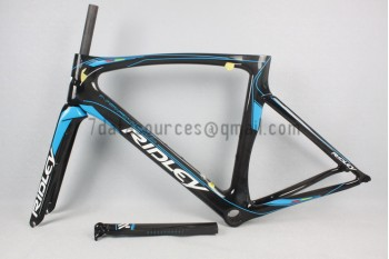 Ridley Carbon Road Bicycle Frame NOAH SL Yellow
