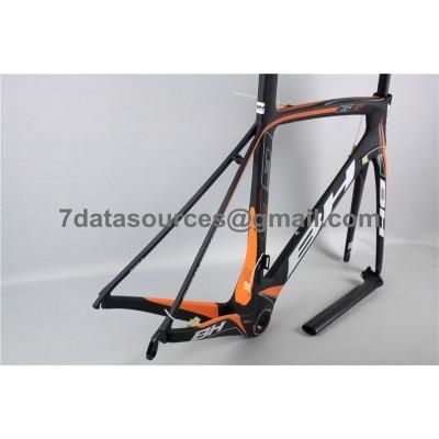 BH G6 Carbon Road Bike Bicycle Frame Orange-BH G6 Frame