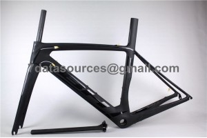 BH G6 Carbon Road Bike Bicycle Frame Black