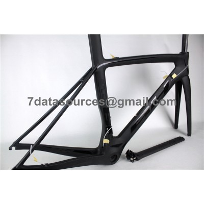 BH G6 Carbon Road Bike Bicycle Frame Black-BH G6 Frame