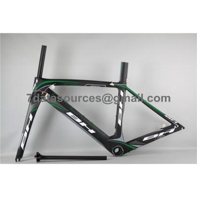 BH G6 Carbon Road Bike Bicycle Frame Green-BH G6 Frame